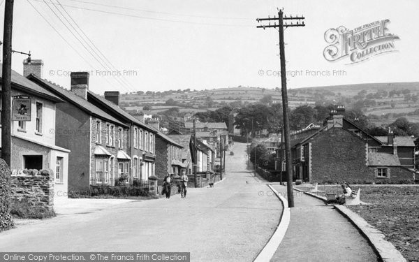 Bedwas, Church Street c.1960