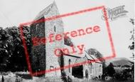 Bedwas, The Church c.1965