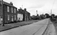 Beeford, Driffield Road c.1960