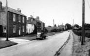 Beeford, Main Street c.1955