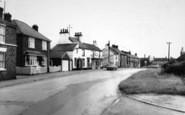 Beeford, Main Street c.1965