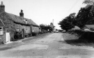 Beeford, Rectory Lane c.1960