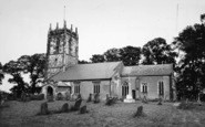 Beeford, St Leonard's Church c.1960