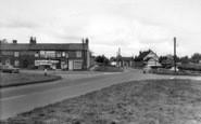 Beeford, The Cross Roads c.1960