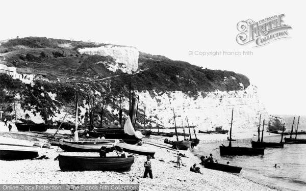 Beer, Beach 1898