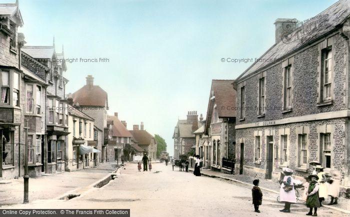 Beer, Fore Street 1906