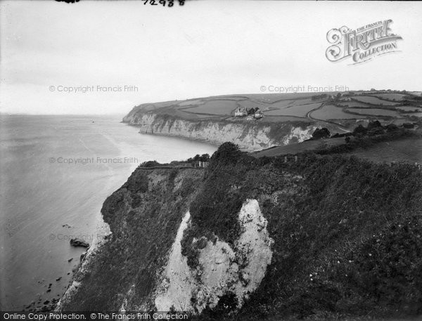 Beer, From High Cliff 1922