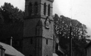 Beer, St Michael's Church c.1955