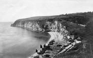 Beer, The Beach 1918