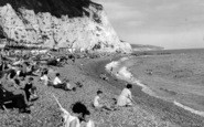 Beer, The Beach c.1965