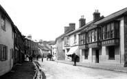 Beer, The Village 1895