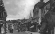 Beer, The Village 1934
