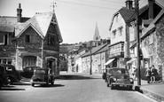 Beer, The Village c.1955