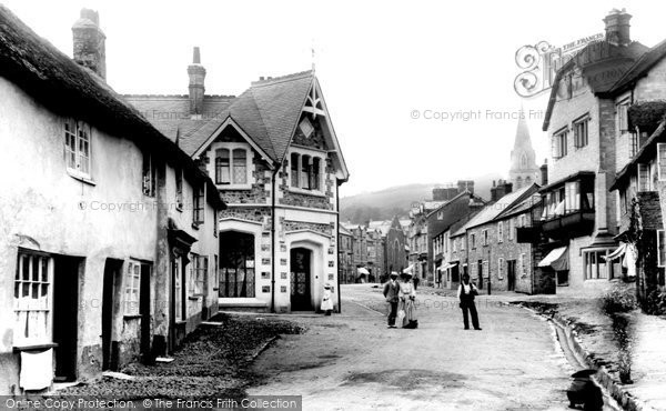 Beer, Village 1903