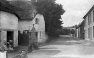 Beer, Village Pump 1901