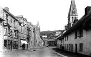 Beer, Village Street 1895