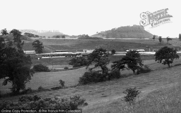 Beeston, And Peckfortens Castles c.1955