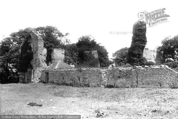Beeston Regis, Beeston Priory 1894