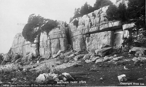 Photo of Beetham, Fairy Steps 1894