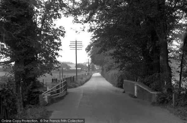 Bekesbourne, 1952