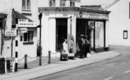 Belbroughton, High Street, Waiting For The Bus c.1965