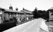 Belbroughton, Top High Street c.1965