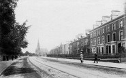 Photo of Belfast, Antrim Road 1897