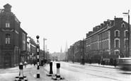 Belfast, Antrim Road 1936