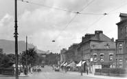 Belfast, Antrim Road And Cavehill 1936