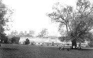Photo of Belfast, Botanic Gardens and Queens College 1897
