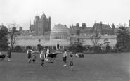 Belfast, Botanic Gardens Conservatory 1936