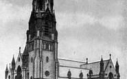 Belfast, Carlisle Memorial Church c.1910