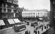 Belfast, Castle Junction c.1910