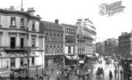 Photo of Belfast, Castle Place 1897
