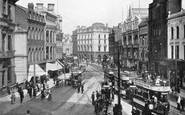 Belfast, Castle Place c.1910