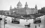 Belfast, City Hall c.1910