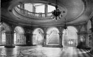Belfast, City Hall Interior c.1910