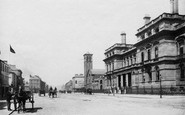 Photo of Belfast, Corporation Square 1897