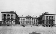 Belfast, Custom House 1897