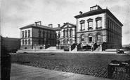 Belfast, Custom House c.1910
