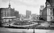 Belfast, Donegall Square c.1910