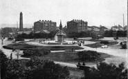 Belfast, Dunville Park c.1910