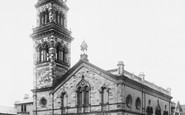 Photo of Belfast, Elmwood Church 1897