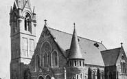 Belfast, Fitzroy Avenue Presbyterian Church c.1910