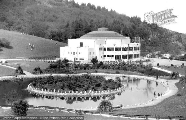 Belfast, Floral Hall, Hazelwood 1936