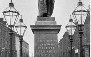 Belfast, Memorial To Rev Dr Hanna c.1910