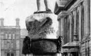 Belfast, Memorial To Royal Irish Rifles c.1910
