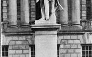 Belfast, Memorial To Sir E.J.Harland, Bart c.1910