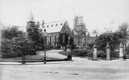 Photo of Belfast, Methodist College 1897