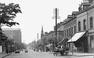 Belfast, North Queen Street 1936